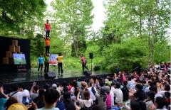 수원문화재단, 수원연극축제 '숲속 사람 가득한 축제' 성황