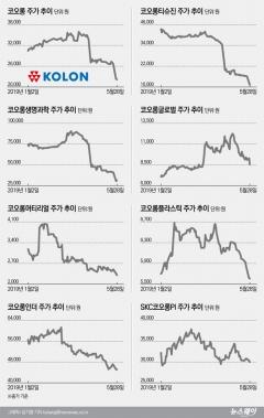 인보사 허가 취소에 '추풍낙엽'된 이웅렬株