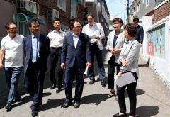 인천시의회, '인천내일을여는집' 노숙인 쉼터 민원사항 청취