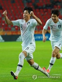 'U20' 남아공 꺾은 한국대표팀…아르헨과 최소 비겨야 16강