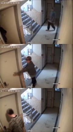 '신림동 사건' 영상속 30대 피의자 구속기소