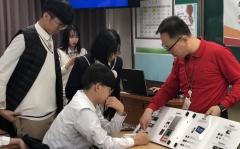 SK하이닉스, 학교 찾아가는 반도체 교육 확대