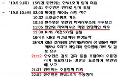원안위, 한빛1호기 과다출력 사고 당시 '늦장대응' 논란