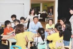 구본영 천안시장, 75개 아동복지시설 민생현장 방문