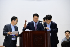 현대重 물적분할 의결…한국조선해양 대표에 권오갑(종합)