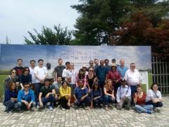 인천경제청, '2019 IFEZ 외국인 역사 탐방' 행사 개최