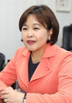 """[블록체인 포럼]송희경 의원 """"블록체인, 4차산업혁명 핵심기술"""""""