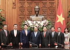 최태원 회장, 베트남서 전략적 파트너십 강화