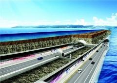 '세계 5위' 보령해저터널 개통…대천항-원산도 6.9km 관통