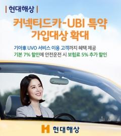 현대해상 '커넥티드카-UBI', 기아車 고객도 보험료 할인