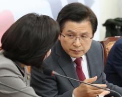 갈피 못잡는 황교안호…개인정치 집중하다 리더십 '흔들'