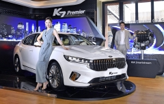 기아차, 그랜저 대항마 'K7 프리미어' 판매 돌입