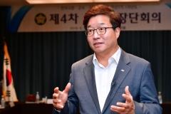 염태영 수원시장, '전국시장군수구청장협의회' 회장 선출
