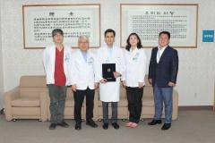 분당제생병원, 우즈베키스탄 의료 연수 교류