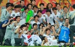 문 대통령, U-20 월드컵 대표팀 靑 초청