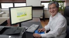 홍재은 농협생명 사장, '온라인 생활레저보험' 1호 가입