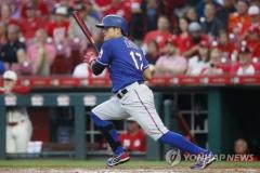 추신수 1안타 1타점 활약…MLB 텍사스 2연승