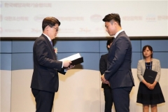 인하대 선박해양구조물 엔지니어링 연구실 박성주, '미래해양과학기술인상' 수상