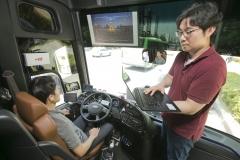 KT, 5G 기반 차량사물간 양방향통신 기술 실증