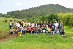 전북작가회의 회원, 「운곡람사르습지」탐방 진행