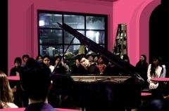 피아니스트 정한빈, 경주엑스포 기념관 개관 콘서트