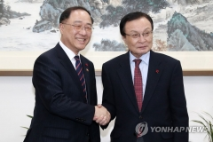 이해찬, 오늘(19일) 홍남기 등 경제부처 장관들 만난다