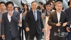5G 전략위원회, 박정호 '적극' 하현회·황창규 '진중'(종합)