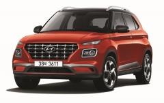 현대차 베뉴, 1.6 가솔린 3가지 모델···가격 1473만~2141만원