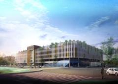 인천경제청, 영종 운서역 인근에 1천38대 주차 전용 건축물 건립