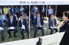 이승옥 군수, 어촌경제 활력 위해 국비확보 '전력'