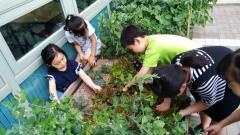의왕시, '스쿨팜 도시농부 체험활동' 인기