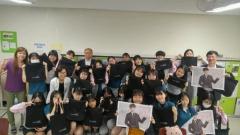 인천시교육청, 같이가치 '꽃길' 걷자 우수기부 학급에 옥련여고 2-3반 선정