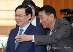 """권용원 """"한국 금투업계와 베트남간 투자파트너쉽 확대할 것"""""""