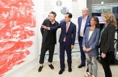 KEB하나은행, 한국 신진작가 글로벌 진출 프로젝트 후원