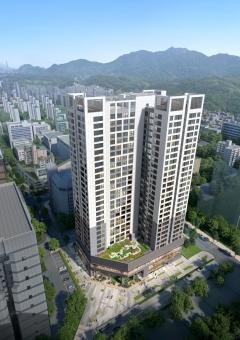 'e편한세상 시티 과천' 모델하우스 21일 오픈