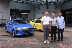 현대차, 싱가포르 택시 시장에 아이오닉 2000대 공급
