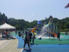 인천 미추홀구, 수봉공원 물놀이장 7월 1일 개장