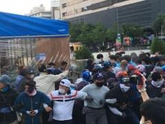 서울시, 강제 철거비용 2억원 우리공화당에 청구