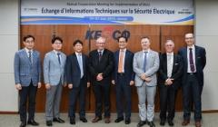 전기안전공사, 프랑스 정부기관과 전기안전 기술교류 확대 방안 논의