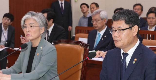 외통위, 한국당 참여해 '트럼프 방한·북한어선' 논의