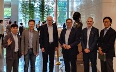 핀란드 1위 통신사 엘리사 CEO, LGU+ 방문