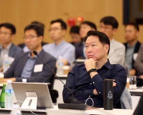 [지주회사 분석│SK]투자형 지주회사···가치 창출 '돌격 앞으로'