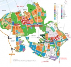 인천도시공사, 검단신도시 주상복합용지 매각 완료