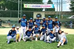 순창군청야구단,제10회 순창군협회장배 야구소프트볼대회 우승