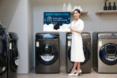 삼성전자, '버블워시' 11주년 기념 세탁기 보상판매…20만원 혜택