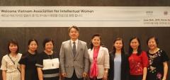경기도주식회사,  '베트남 여성 지식인 협회'와 간담회