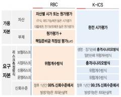 'K-ICS' 도입 경과기간 설정…하반기 계량영향분석 실시