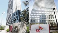 'SK vs LG' 新라이벌 구도…통신·배터리 전방위 충돌