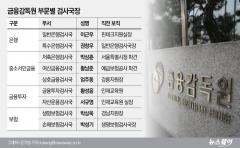 종합검사 부활로 위상 강화…금감원 저승사자 검사국장 9人