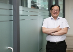 """안병태 부회장 """"코인, 블록체인의 빙산의 일각…정부 규제 과도해"""""""